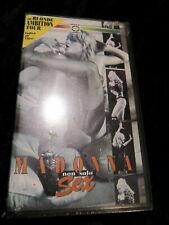 VHS  Madonna  Blonde ambition Tour, Rar und OVP, Sealed