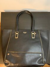 Pre-owned Guess Black Leather Purse