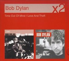Time Out of Mind/Love and Theft by Bob Dylan (CD, Sep-2007, 2 Discs, Sony BMG)