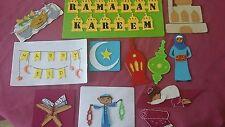 FELT BOARD STORY RHYME TEACHER RESOURCE - cultural celebration -Ramadan/Eid