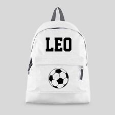 Personalised Kids Backpack - Any Name School Bag Sports Day Out Swimming #CBP2