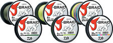 Daiwa J-BRAID Braided 30-1500MU Line 30lb 1650yd 1500 Meter MULTI-COLOR
