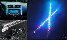 Car 3Color Sound Control Music LED Light voice-activate Glow Bright 2Pcs SW3046
