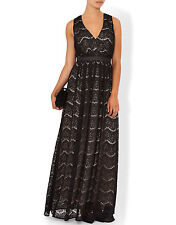 Monsoon Cloe Lace Maxi Wedding Party Occasion Dress