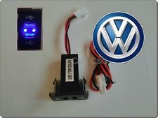 USB  VW GOLF OEM MK 4 IN DASH CHARGER 3A 12V TWIN DOUBLE ORIGINAL FIT PORT
