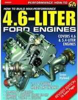 How To Build High Performance Ford Engine 4.6 5.4 Liter Manual Service Shop Ford