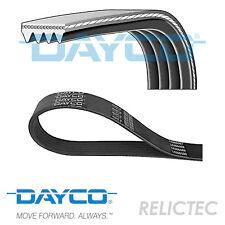 Multi V-Ribbed Belt for Honda Hyundai Nissan KIA BMW Subaru Daihatsu 1195053J10