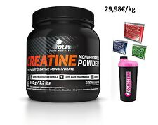 Olimp Creatine Monohydrat Powder - 550g + GRATIS Bonus