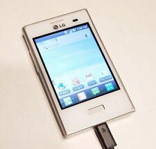 LG Optimus Dynamic L38C - White (Net10) Smartphone
