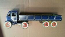 """Vintage Mettoy   Early 1940's   Tin 17"""" Truck   Working   Pre War   England"""