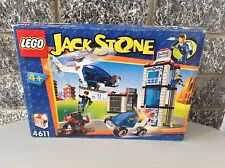 Lego 4611 #Jack Stone Police Head Quarters Nib