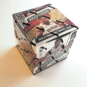2020-21 Panini Revolution Chinese New Year Basketball NBA Sealed Box