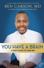 You Have a Cerebro By Carson ben Libro de Bolsillo 9780310749455 Nuevo