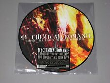 MY CHEMICAL ROMANCE (Picture Disc) I Brought You My Bullets...  LP   New  Vinyl