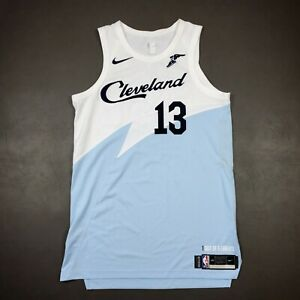 100% Authentic Tristan Thompson Nike Cavaliers Earned City Game Jersey
