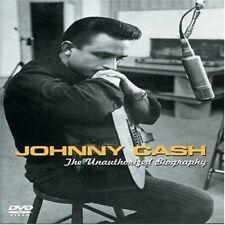 Johnny Cash The Unauthorised Biography DVD