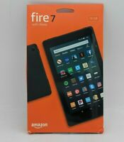 """New Amazon Fire 7 9th Gen 7"""" 16GB WiFi Tablet (with Special Offers) -SB2443"""