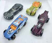 Hot Wheels Fantasy Racing Bundle - Die Cast Collectable Car Job Lot