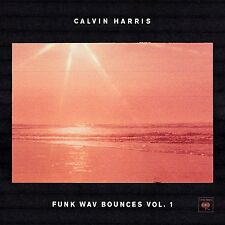 CALVIN HARRIS FUNK WAV BOUNCES VOLUME 1 CD (New Release 30 June 2017)