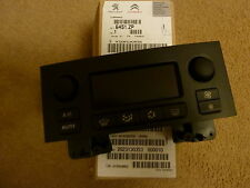 Genuine Peugeot 307 Heater Control Display Panel Part No. 6451ZP