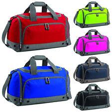 Bagbase Athleisure Holdall Bag Water Resistant Large Gym Kit Bag (BG544)