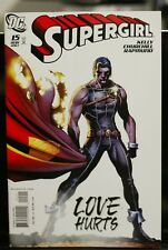 SUPERGIRL #15 FIRST PRINT DC COMICS (2007) POWERBOY