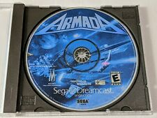 Armada for Sega Dreamcast System **TESTED & PLAYS GREAT**