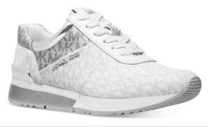 Michael Michael Kors Allie Trainer Sneakers Size 9M