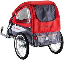 Schwinn Joyrider, Echo, And Trailblazer Bike Trailer For Toddlers, Kids, Single