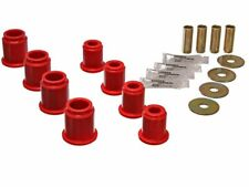 For 1995-2004 Toyota Tacoma Control Arm Bushing Kit Front Energy Suspension Red