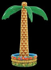 Inflatable LUAU PALM TREE COOLER Tiki Bar Pirate Party Tropical Decoration -6 FT