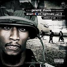 General Steele [Of Smif N Wessun] - Amerikkka' (NEW CD)