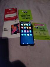 Samsung Galaxy A20 - 32GB - Black (Straight Talk) (Single SIM)