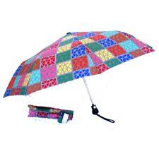 Paraguas Multicolor BOLSILLO CORTO MANUAL PLEGABLE bolsillo GianMarco Venturi