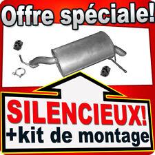 Silencieux Arriere PEUGEOT 407 2.2 16V Berline Break dés 2004 échappement DFX