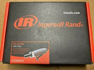 Ingersoll Rand 5108MAX Air Grinder NEW