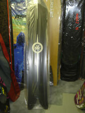New In Wrapper Osin 4807 Swallowtail Snowboard With Boat Hull Nose 168Cm