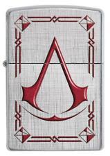 Zippo Assassin's Creed® Lighter Benzin Sturm Feuerzeug