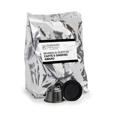 16 capsule bevanda Ginseng Amaro Cialdeitalia comp. Nescafè Dolce Gusto