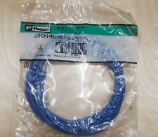 Panduit Tangle Free Jack to Jack Data Patch Cable UTPCH14BU