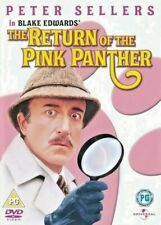 The Return of the Pink Panther - Peter Sellers - DVD Movie - Brand New & Sealed