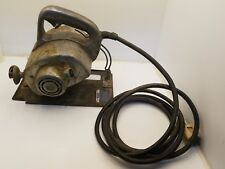 "VINTAGE CRAFTSMAN 6-1/2"" ELECTRIC HAND SAW 207.25530 115VAC-DC 7AMPS"