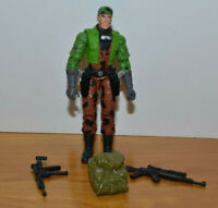 "GI JOE TUNNEL RAT V4 ACTION FIGURE 2003 3.75"" ARAH HASBRO NEAR COMPLETE"
