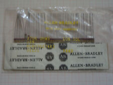 50x 270 kOhm  Allen-Bradley Kohlemasse-Widerstand RCR07 MIL Carbon Composition