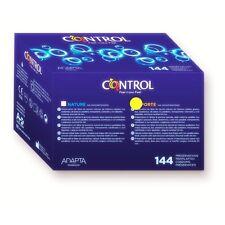 144 Preservativi Profilattici CONTROL FORTE EXTRA RESISTENTI + Durex omaggio
