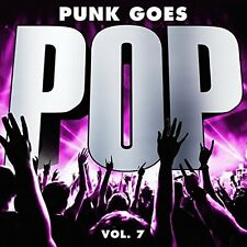 Various Artists - Punk Goes Pop Vol. 7 CD ALBUM NEW (14TH JULY)