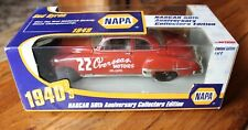 NASCAR 50th Anniversary Collectors Edition 1940s Edition with Red Byron 1949 CAR