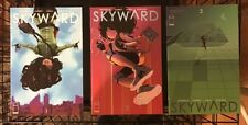 SKYWARD # 1, 2, & 3 Comic 1ST PRINT ~ LOW PRINT RUN~  2018 IMAGE ~ MOVIE OPTION