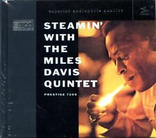XRCD VICJ 60128: Miles Davis Quintet - Steamin' With... - 1998 JAPAN OOP SEALED