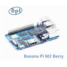 BPI-M2 Banana Pi M2 Berry A7 CPU Quad Core 1G DDR Single-Board Computer